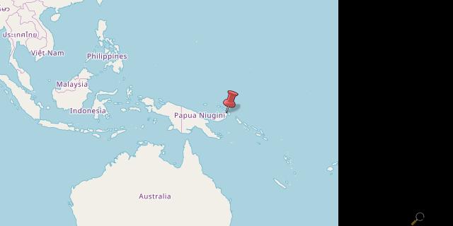Tsunamivarning Dras Tillbaka I Papua Nya Guinea Omni